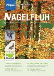 NAGELFLUH Herbst/Winterausgab 2016 - Das Naturpark-Magazin