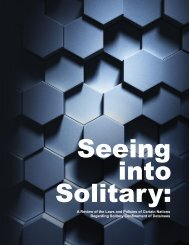 into Solitary