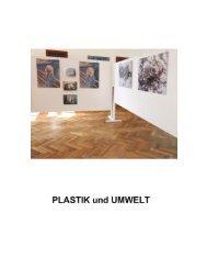 Katalog Plastik und Umwelt