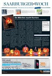 Saarburger Woch 22.10.2016