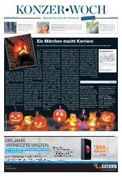 Konzer Woch 22.10.2016