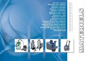 Nettoyeurs haute pression eau froide monophasés - Avanteam Group