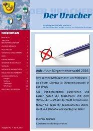 Der Uracher KW 42-2016