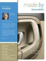 number one - Krauss Maffei