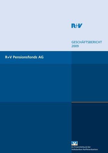 Gewinn- und Verlustrechnung - R+V Versicherung