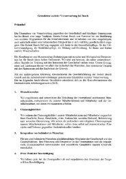 Grundsätze sozialer Verantwortung bei Bosch