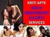 Kochi Entertainment Services By Kriti Apte