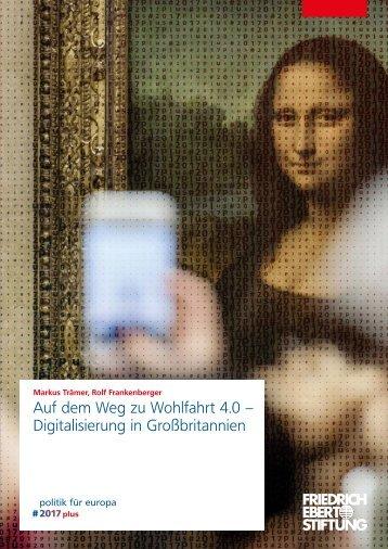 Digitalisierung in Großbritannien