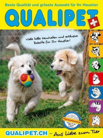 QUALIPET Katalog 2017
