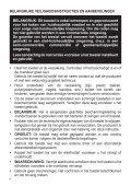 Delonghi Piano de cuisson mixte Delonghi MEM965BA - notice - Page 4