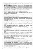 Delonghi Piano de cuisson mixte Delonghi MEM965BA - notice - Page 6