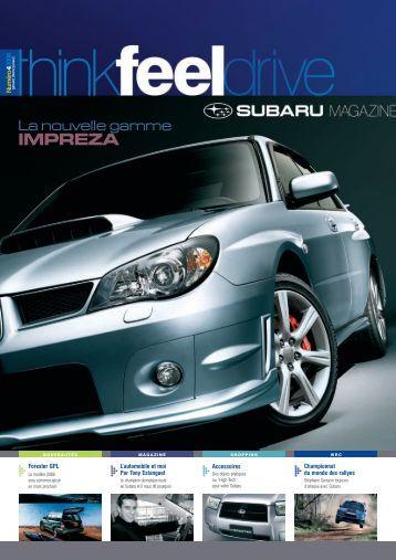 que jamais la bonne solution - Subaru