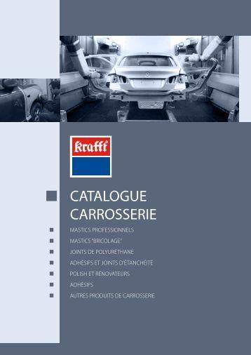 CATALOGUE CARROSSERIE - Krafft