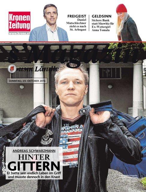s'Magazin usm Ländle, 23. Oktober 2016