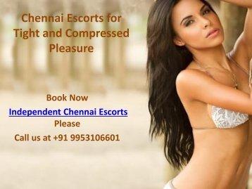 Spacious Variety of Independent Chennai Escorts