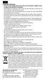 Delonghi Healty Grill CGH200 / Healty Grill CGH100 - Notice d'utilisation - Autres langues - De'Longhi - Healty Grill CGH200 / Healty Grill CGH100 - Notice d'utilisation - Page 4