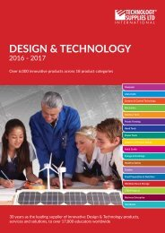 Technology Supplies Ltd - International catalogue