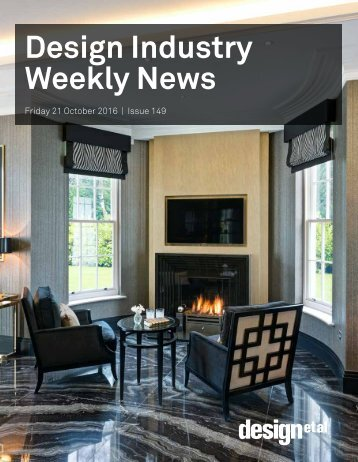 Design Industry Weekly News 149