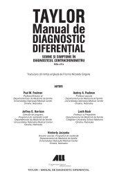 Taylor manual de diagnostic diferential