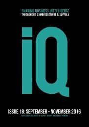 IQ Magazine Issue 18