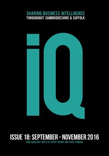 IQ Magazine Issue 18
