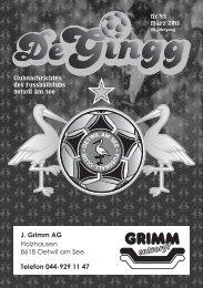 DeGingg Ausgabe 53.pdf - FC Oetwil am See
