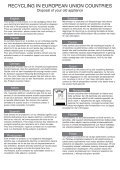 Advance Amplificateur HiFi Advance X-A220 - notice - Page 2