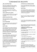 Advance Amplificateur HiFi Advance X-A220 - notice - Page 4