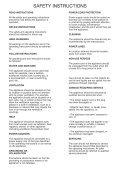 Advance Amplificateur HiFi Advance X-A220 - notice - Page 5