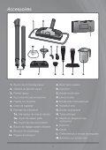 Astoria Nettoyeur vapeur Astoria NN320A - notice - Page 5