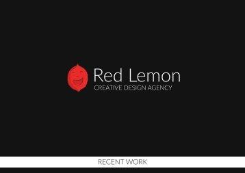 Red Lemon Portfolio Digital