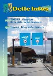 Infos Delle - Mairie de Delle