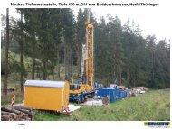 Referenzen – Brunnenbau - Eugen Engert GmbH