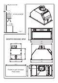 Falmec Groupe aspirant ou filtrant Falmec GRUPPO 3330 - notice - Page 3