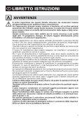 Falmec Groupe aspirant ou filtrant Falmec GRUPPO 3330 - notice - Page 7