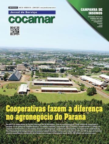 Jornal Cocamar Junho 2015