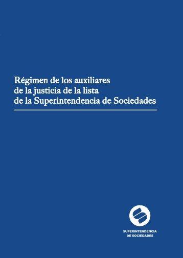 de la Superintendencia de Sociedades