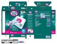 Handy Bag Sac aspirateur Handy Bag R36 - fiche produit