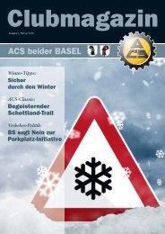 Ausgabe 1-2012 - Sektion beider Basel