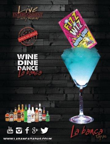 Cocktail Menu 1a