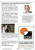 SG KICKER AKTUELL -Ausgabe Nr. 19 - Stadionheft SG Oberschwarzach / Wiebelsberg - Page 3