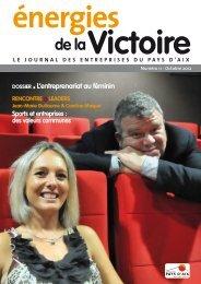 Energies de la Victoire n°11 - octobre 2012 - Communauté du Pays ...