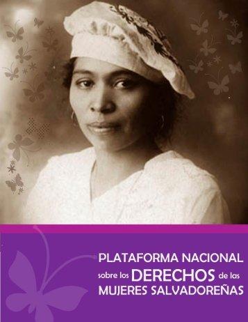 03 Plataforma Nacional Mujeres Defensoras