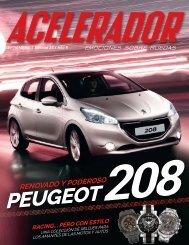 Revista Acelerador, Edición 34, Septiembre 2016
