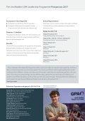 The Jim Madden GPA Leadership Programme - Page 5