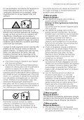 Neff Hotte tiroir Neff D49ED52X0 - notice - Page 3