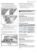 Neff Hotte tiroir Neff D49ED52X0 - notice - Page 7