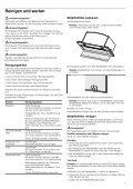 Neff Groupe aspirant ou filtrant Neff D58ML67N0 - notice - Page 7