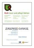 www . chaes - rust . ch - Kirchenchor Walchwil - Seite 2
