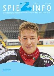 David Wildhaber Eishockeyspieler 14. Jahrgang Oktober ... - in Spiez